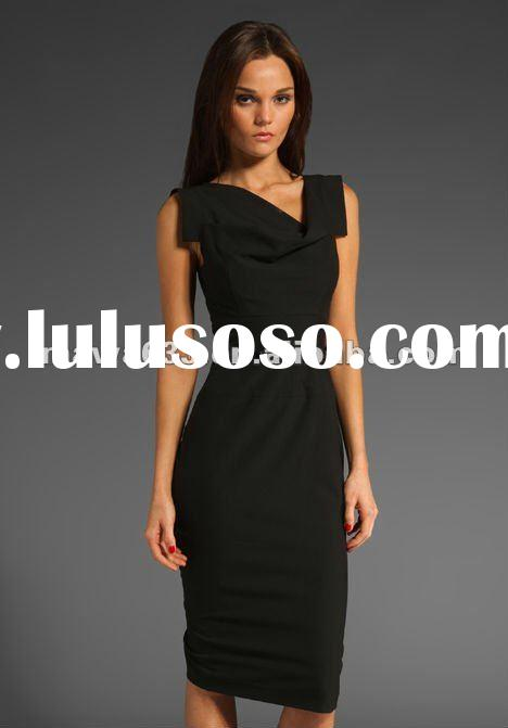 2012 Newest fashion office uniform designs for women