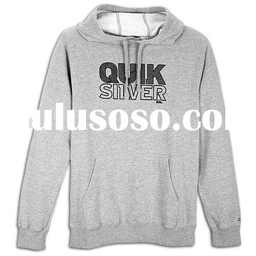 2012 fashion customized 100%cotton/polyester pullover hoodies