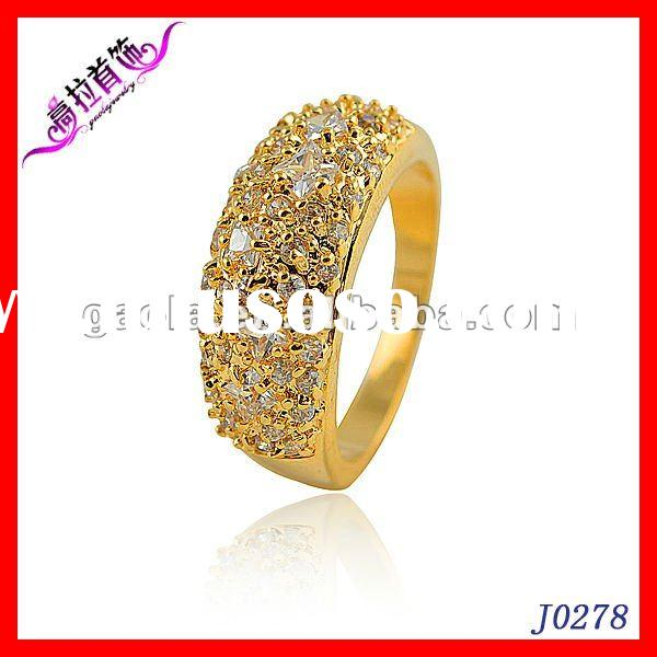 2012 gold wedding rings design for women with price