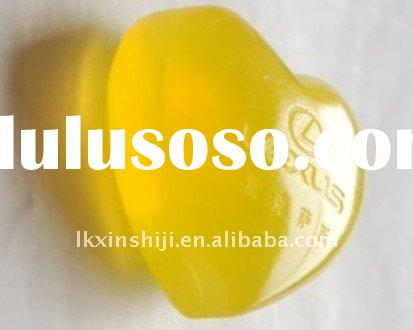 2012 hot selling beautiful natural toilet soap with free logo designed
