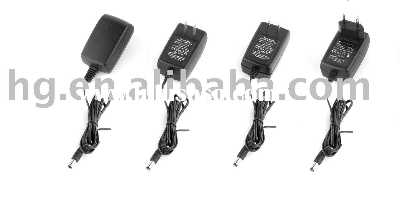 5V/6V/12V AC/DC adapter/charger/power supply
