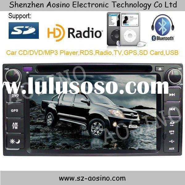 "6.2""Speical TOYOTA HILUX Car DVD built-in GPS TOYOTA HILUX Car DVD Player"