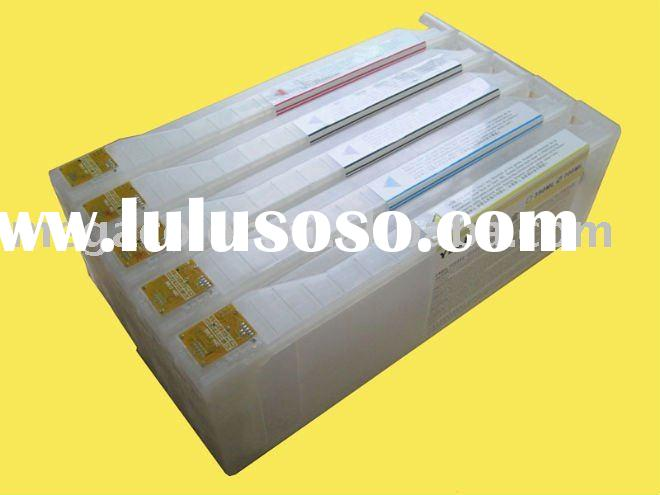 700ml Refillable cartridge for Epson 9890 with Auto Reset chip