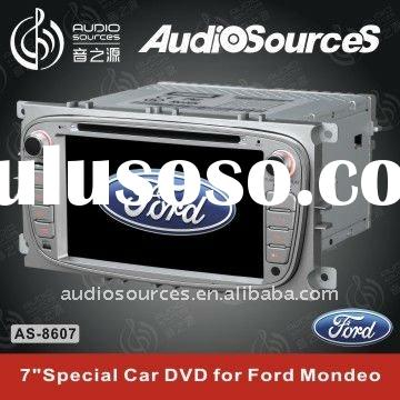 """7"""" LCD touch screen car dvd system Ford Mondeo,Focus with DVB-T,RADIO,RDS,TMC,GPS,can-bus"""