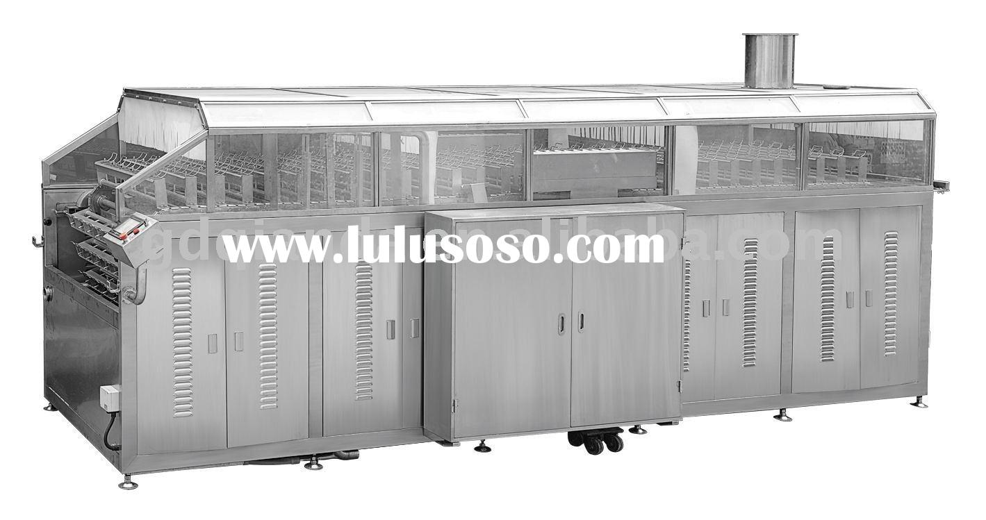 Auto bottle washing machine for glass bottles and cups/Bottle washer/bottle cleaner/rinser