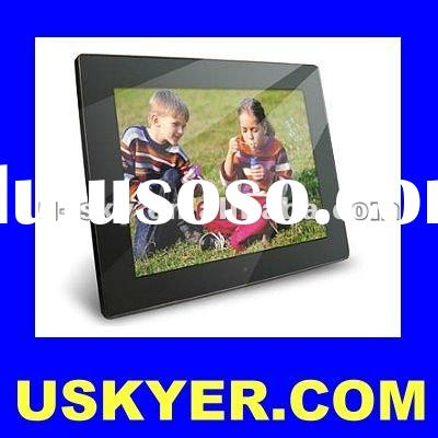 Battery Operated Digital Photo Frame, Battery Powered Digital Photo Frame Support Video Battery Digi