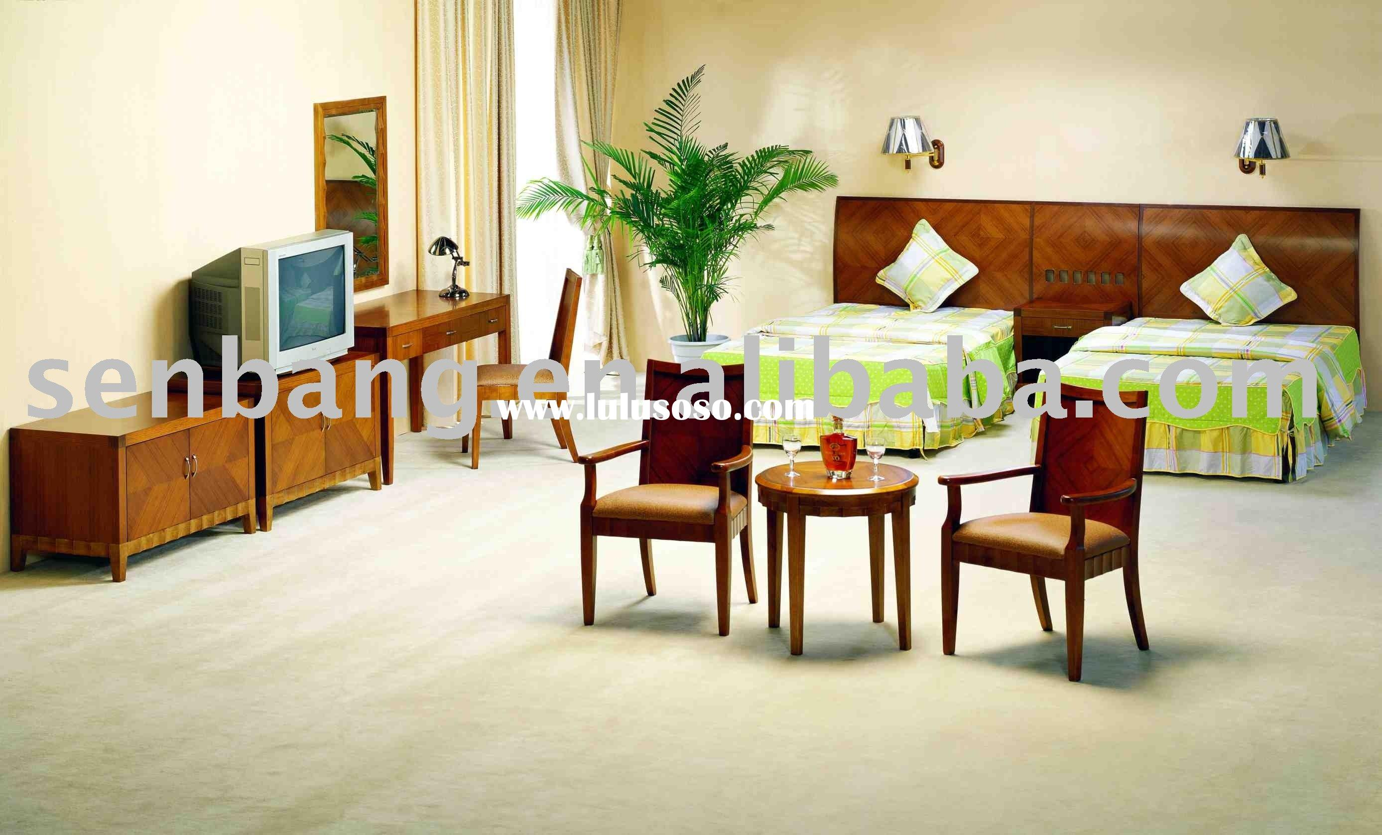 Bedroom Sets,hotel standard room suite,hotel furniture,wooden furniture