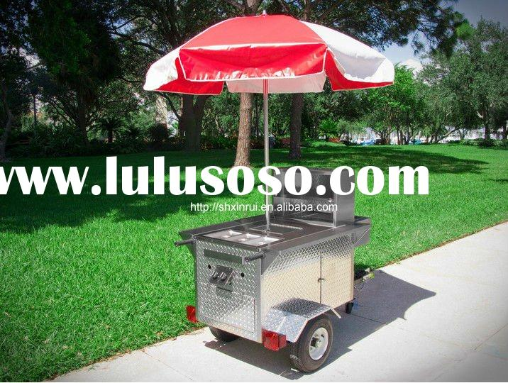 Best-Selling Mobile Hot Dog Stands XR-HD110 A