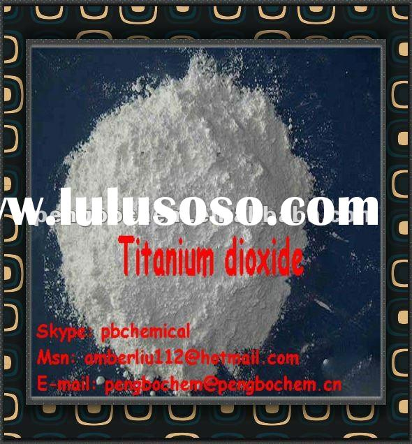 Best quality titanium dioxide nano powder for rubber industry