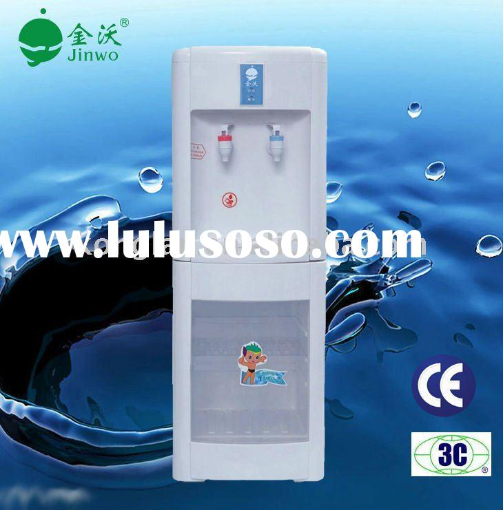 Bottled water cooler ,floor standing style cold and hot water dispenser