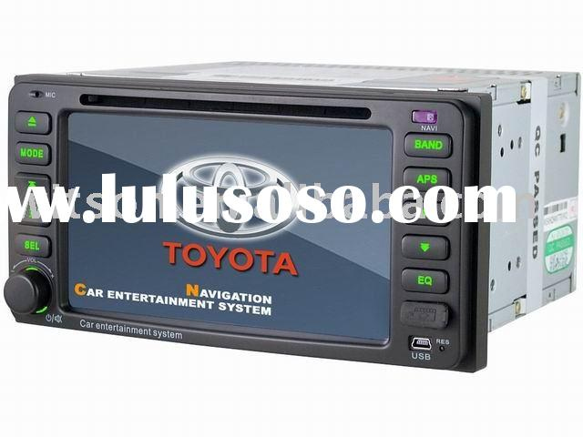 CAR DVD HILUX WITSON Special Car DVD Player For TOYOTA RAV4 with Built-in GPS