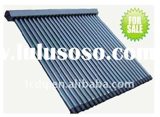 CE Flat Plate Solar Collector With Heat Pipe