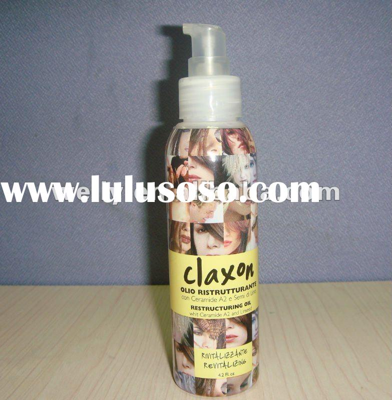 CLAXON professional hair serum ( hair restructing oil ) ( hair polish ) ( silicon oil 100%)