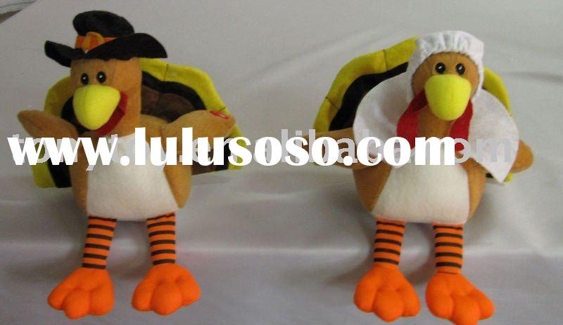 Classic Plush turkey,nice stuffed turkey,soft toy turkey,plush toy,stuffed toy,Thanksgiving Toys