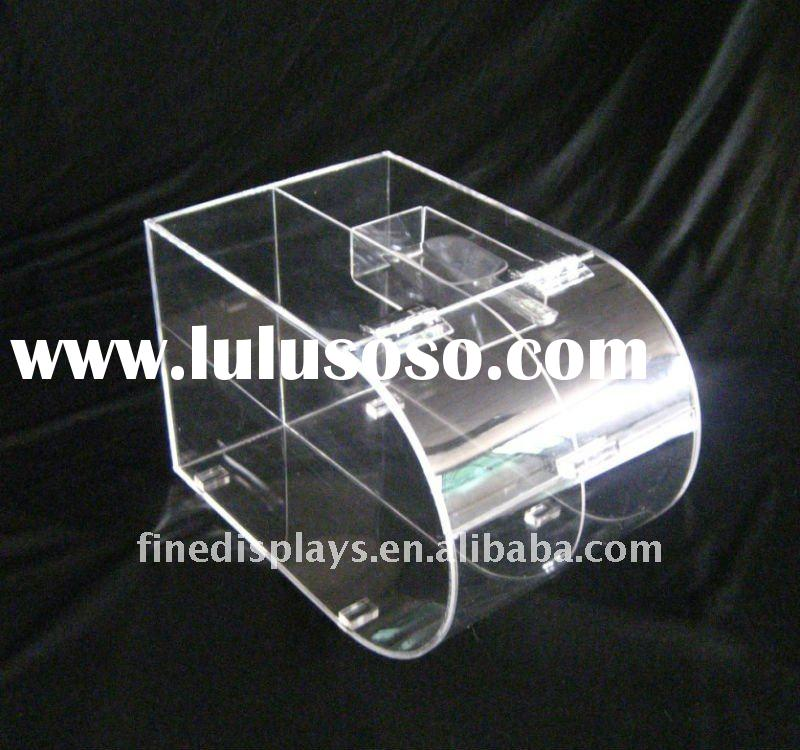 Clear Acrylic Food Storage Containers (FD-A-0014)