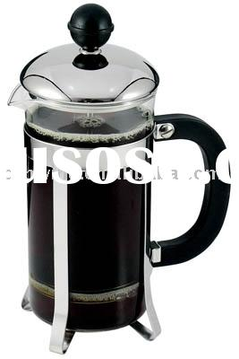 Coffee pot( Kettle ,Stainless steel coffee maker ,Italian-styple coffee maker )
