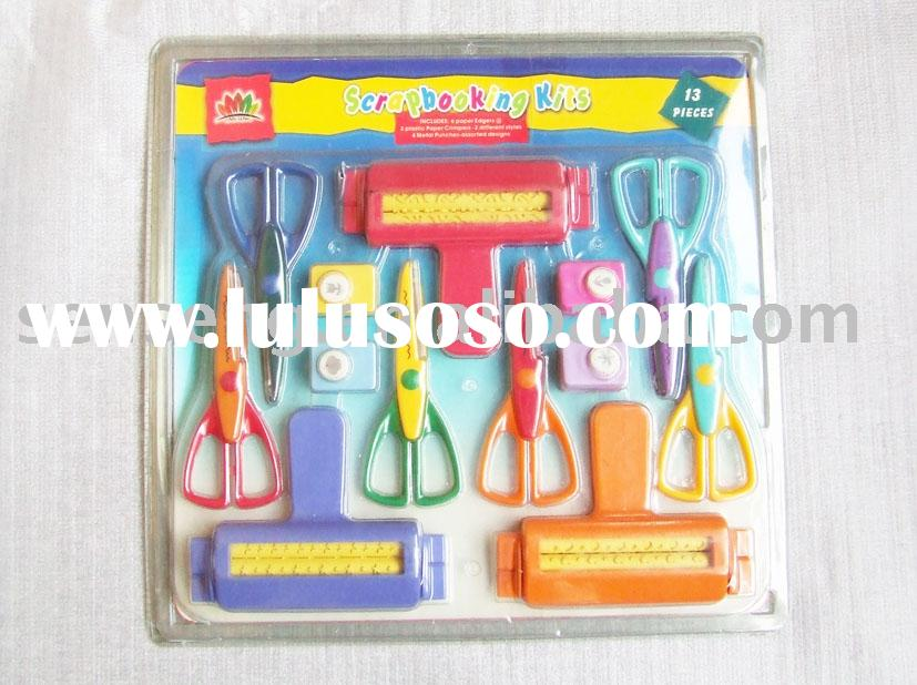 Different craft hole punch set for children for sale for Craft punches for sale