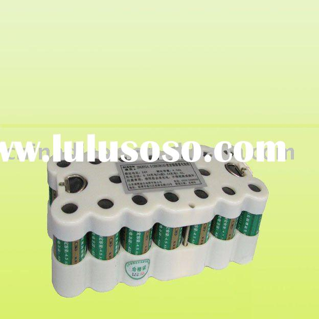 D 24v NiCd rechargeable battery pack 4500mAh (AA A A SC C F)