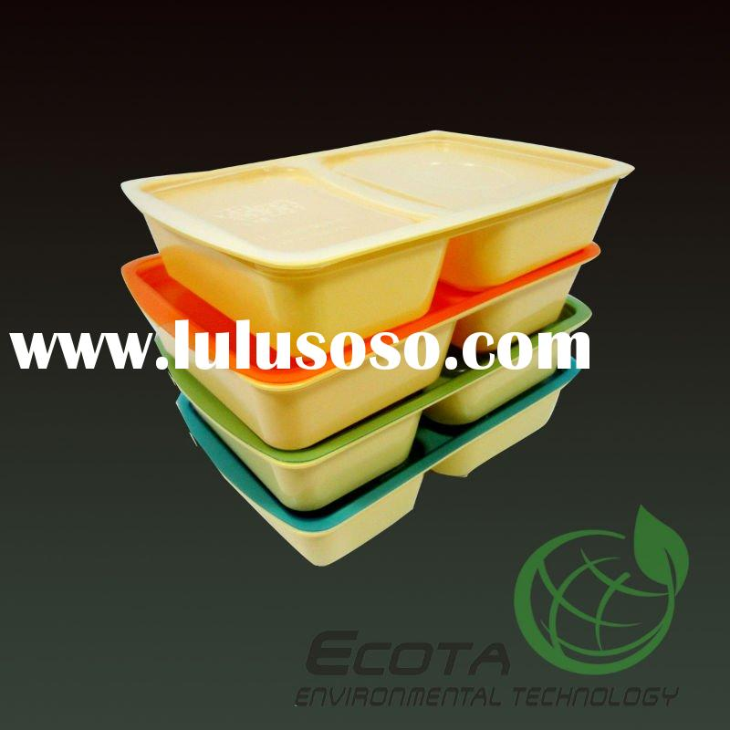 Disposable plastic food container, made of /PP/PET, FDA & SGS certified