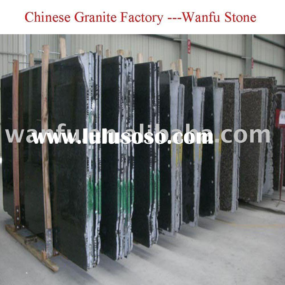 Experienced Chinese Granite Slab Stone Factory