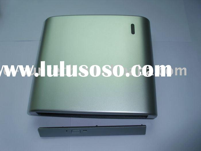 External DVD burner and hard drive all in one