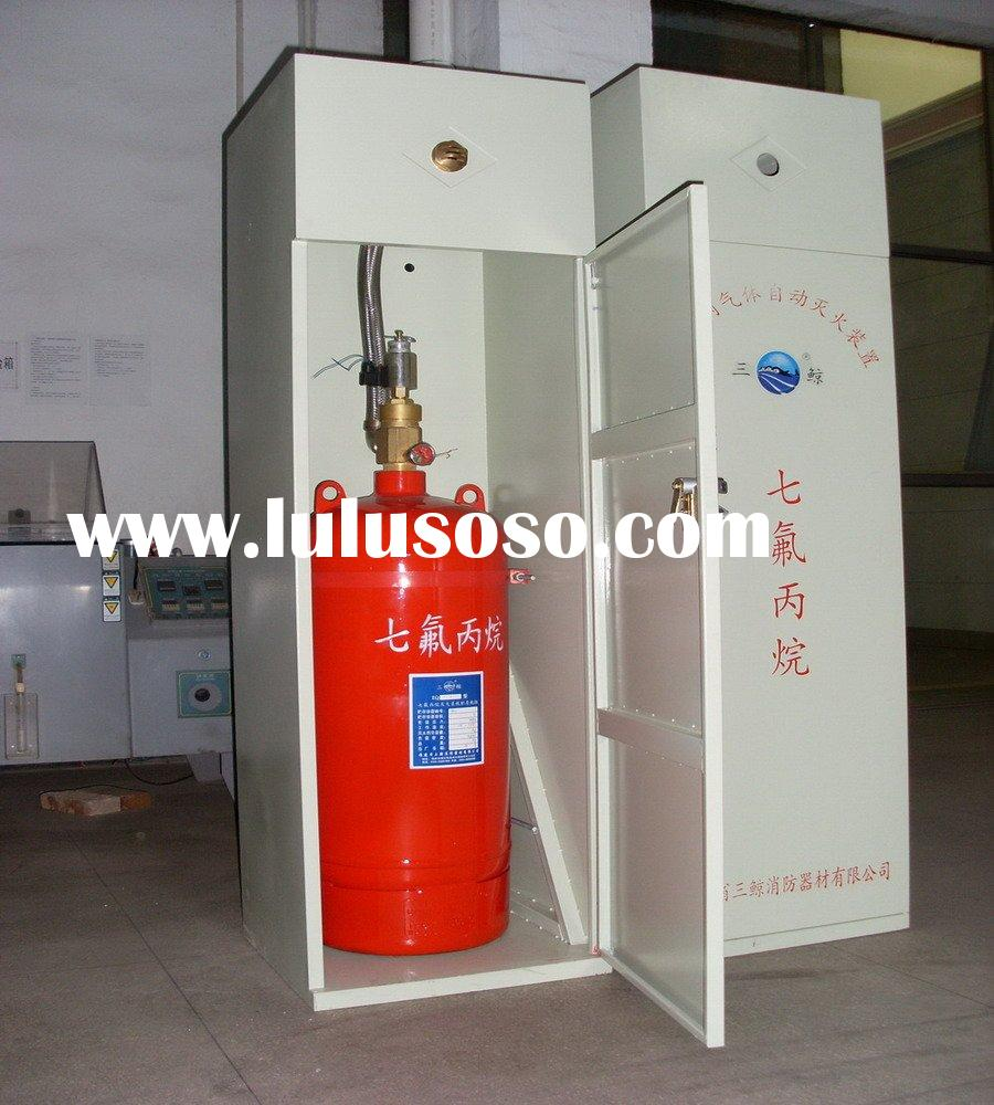Fire Equipment Cabinet Fm200 Cabinet Gas Fire Extinguishing Equipment For Sale Price
