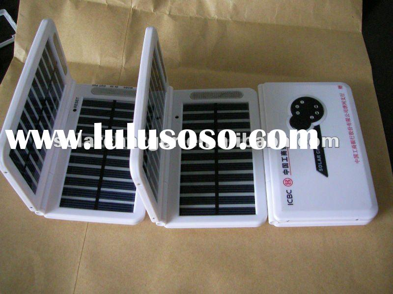Foldable Portable Solar Charger for Laptop MP4 Digital Camera