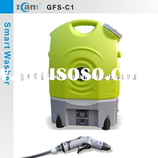 GFS-C1-high pressure mobile steam car wash with 3m power cord