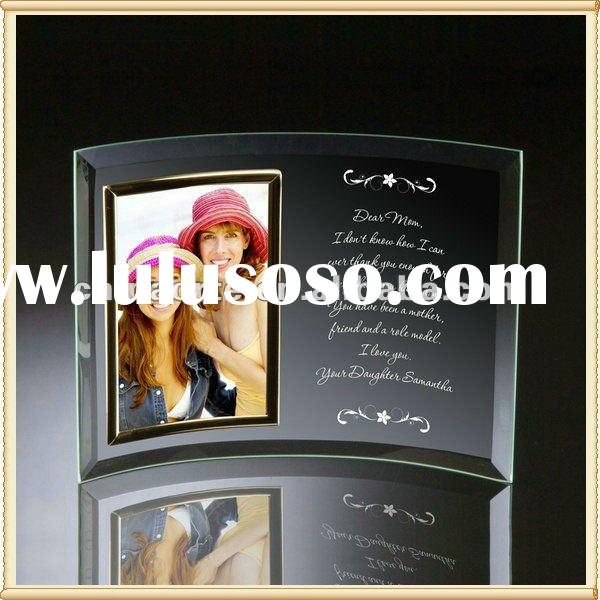 Good Quality Acrylic Picture Frame Stand for Mothers Day Gifts