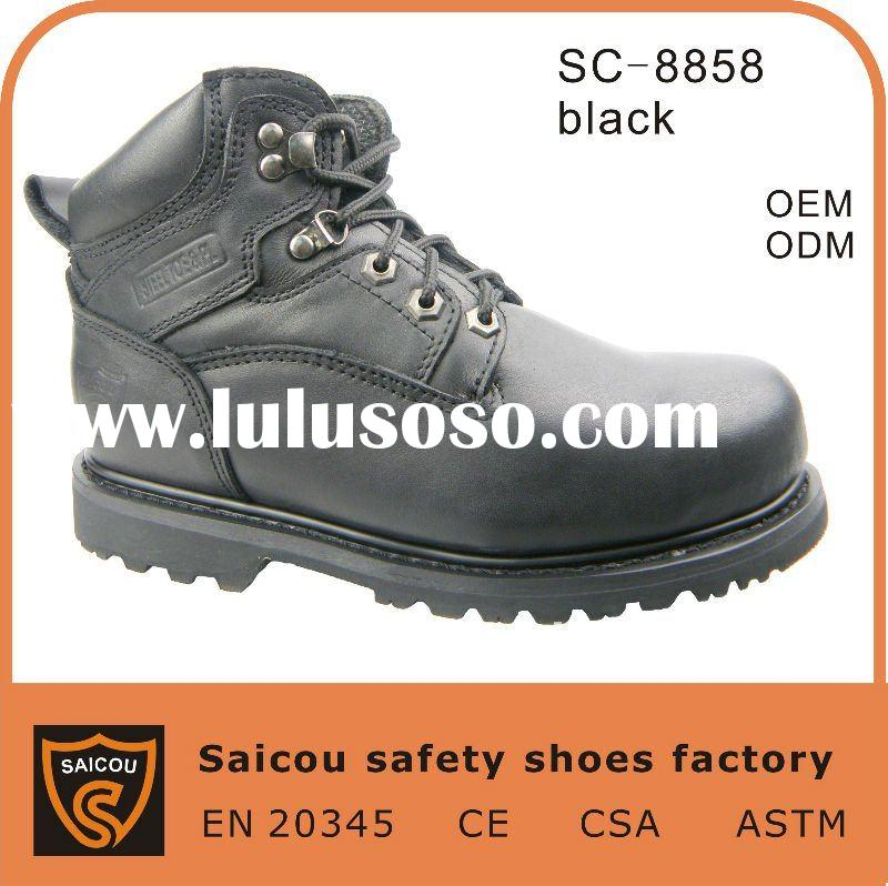 Guangzhou steel toe cat safety shoes factory (SC-8858)