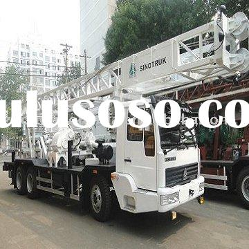 HFT-350B truck mounted water well Drilling Rig Machine