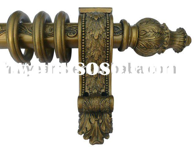 HY-142 Wooden Curtain Rod