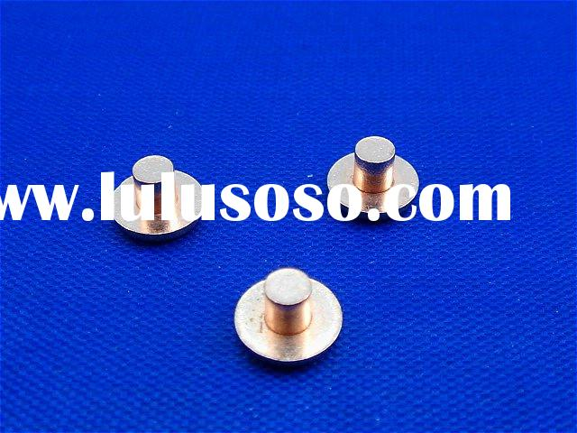 High Quality Silver Alloy Electrical Contacts