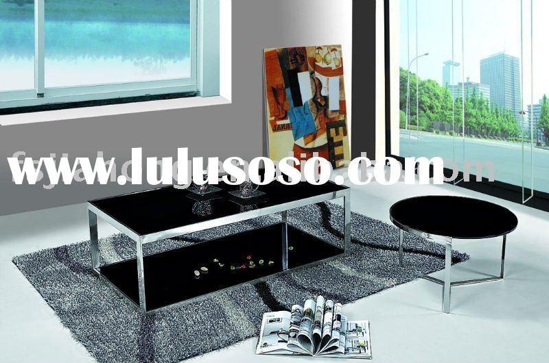 High Quality Tempered Glass center table