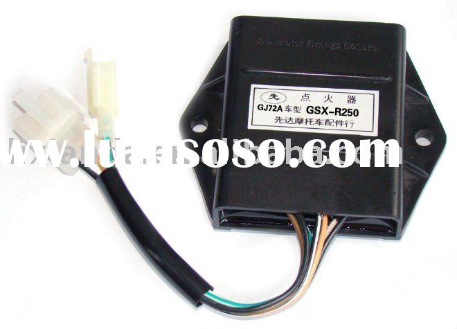 High quality motorcycle electronic parts for SUZUKI GSX-R250 GJ72A CDI Ignition