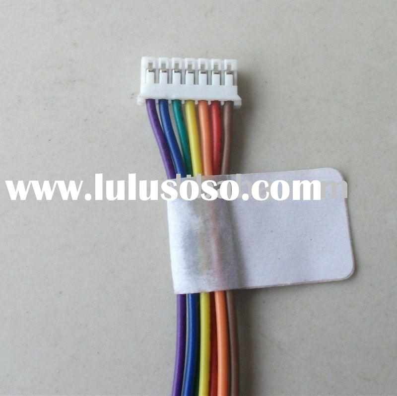 JST 7-Pin Wired PCB Panel Battery Connector 2.0mm pitch