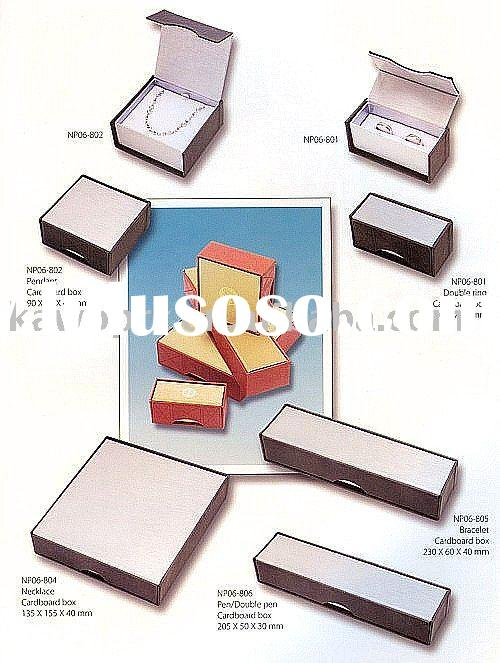 Jewelry Gift Packaging Paper Pen boxes