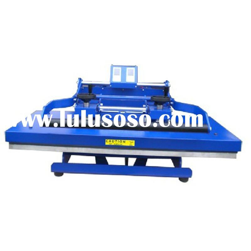 Large Format Manual Heat Press Machine