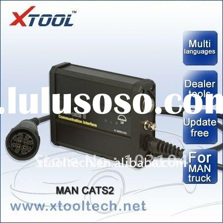 MAN cats 2 AA Man diesel truck diagnostic tool bluetooth