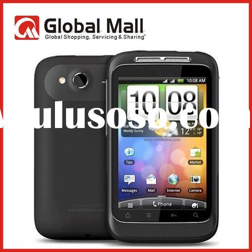 "MTK 6516 3.2"" Android 2.2 Dual SIM Card Touch Screen mobile phone with Bluetooth WiFi GPS Camer"