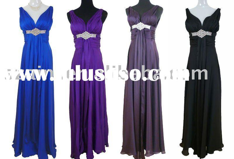Maxi Evening Dress/Gown AN-WD-2491