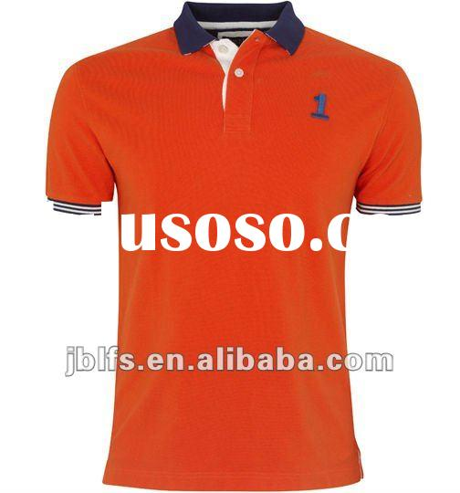 OEM NO.1 slim fit polo shirt for men