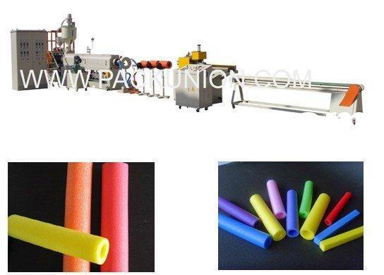 PE Pool Noodle Machine
