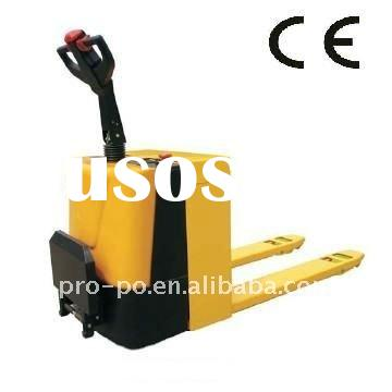 PR-WP-200B Stand Up 2 Ton Battery Power Pallet Truck(CE)