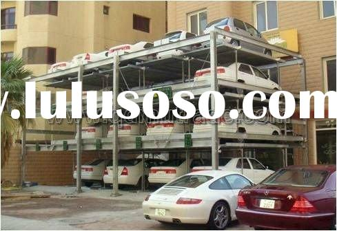 PSH Rotary Parking Replancement | Automated Car Smart Parking Lift System (CE)