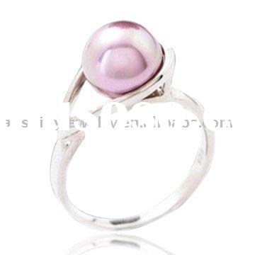 Pink Pearl Rings, Jewellery manufacturer