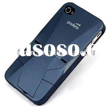 Podera DreamCoat Hard Cover Case For iPhone 4s