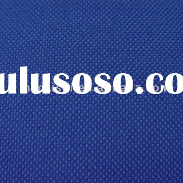 Polyester Oxford Fabric with PVC Backing (600D x 300D)