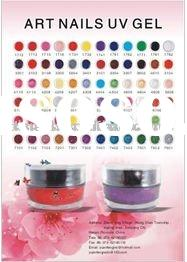 Pudding Color Nail Gel