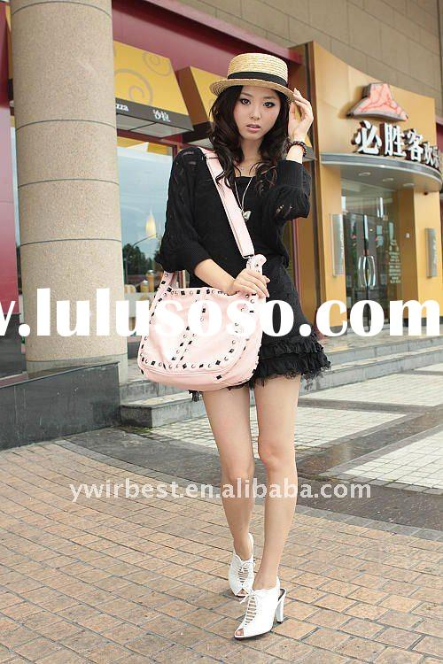 Retail & Wholesale promoted fashion style ladies handbags brand (WB1024)